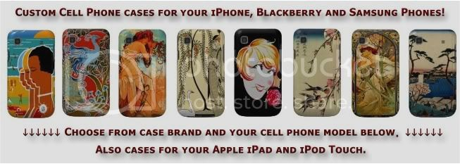 Apple iPad iPhone Blackberry Samsung Cases