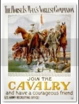 Join The Cavalary