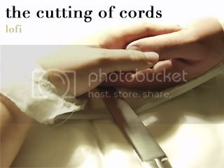 the cutting of cords
